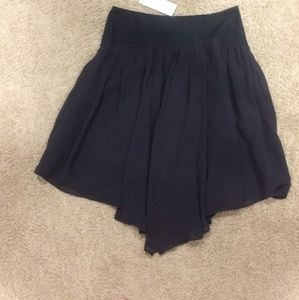 New French Connection black skirt with tags